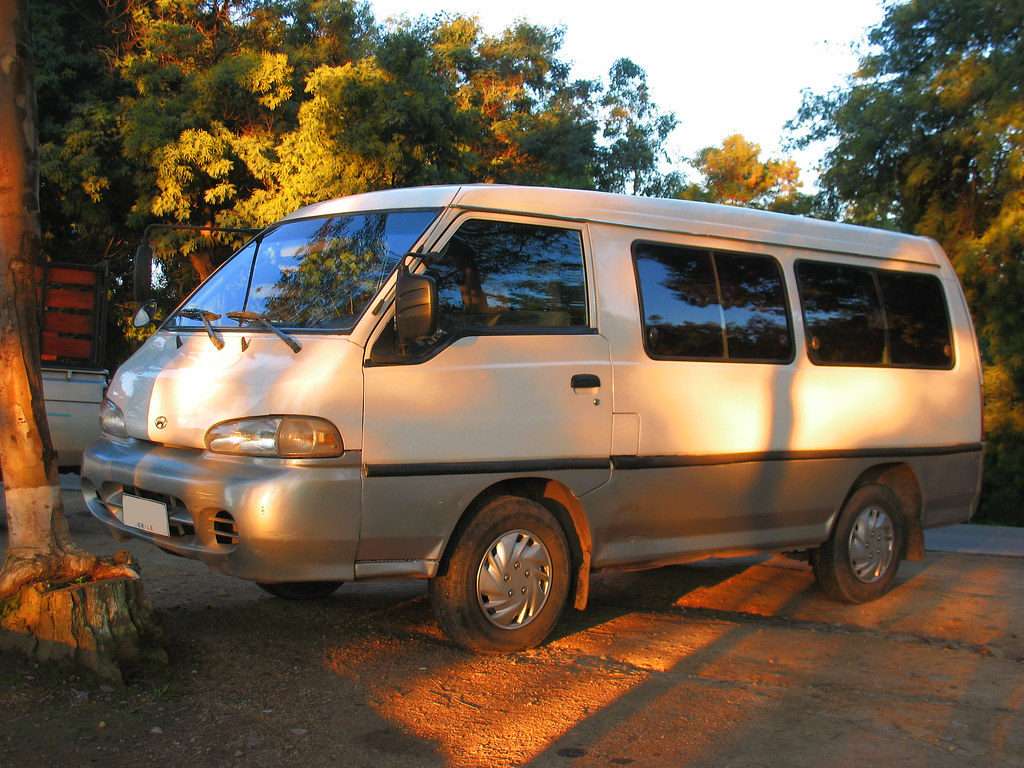 Hyundai H100 Van 1998