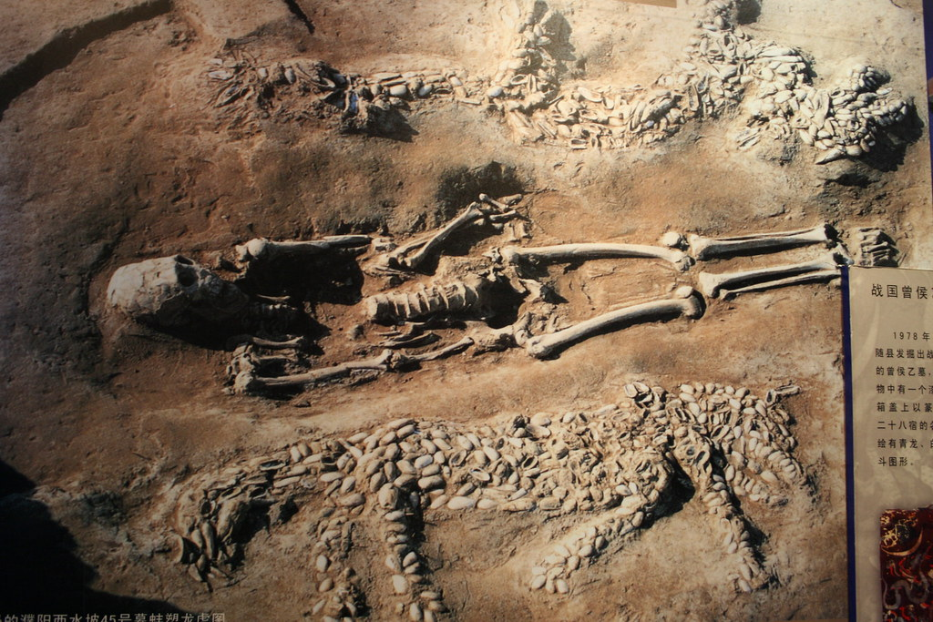 Yangshao Dragon & Tiger Burial