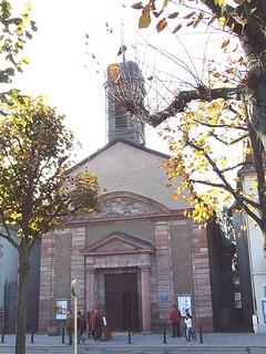 Eglise de Garnison, Huningue | by welterandre
