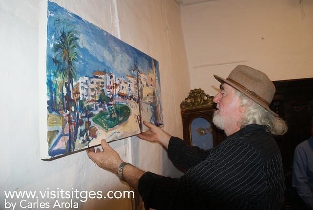 Sitges Dia del Artista