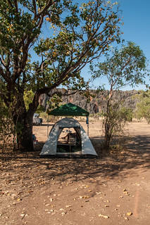 View from our campsite at Windjana | by GOC53