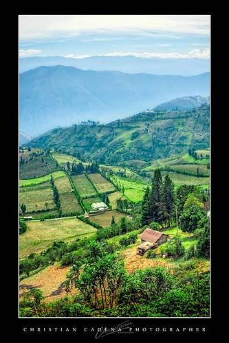green canon landscape ecuador bolívar colinas christianphotographer chillanes