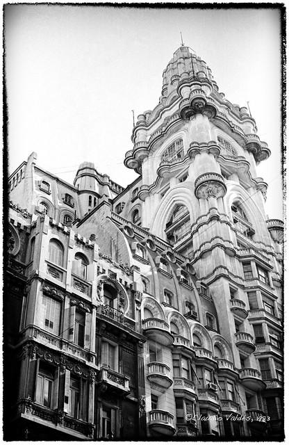 Buenos Aires, Argentina, Edificio Barolo, 1983