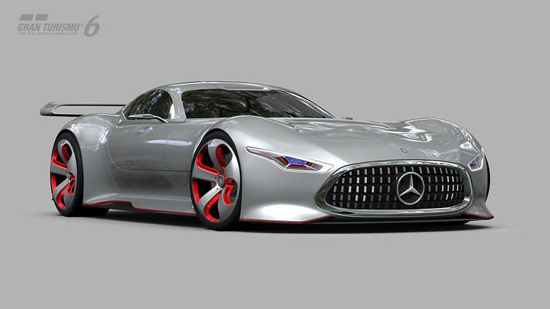 Gran Turismo 6 - Mercedes-Benz AMG VGT Racing Series