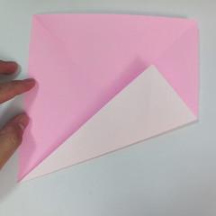 สอนการพับกระดาษเป็นลูกสุนัขชเนาเซอร์ (Origami Schnauzer Puppy) 003