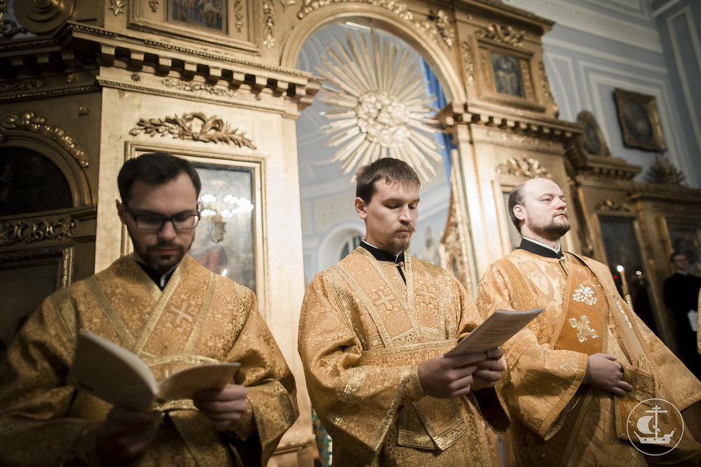 5 ноября 2016, Литургия апостола Иакова / 5 November 2016, Divine Liturgy of St. James