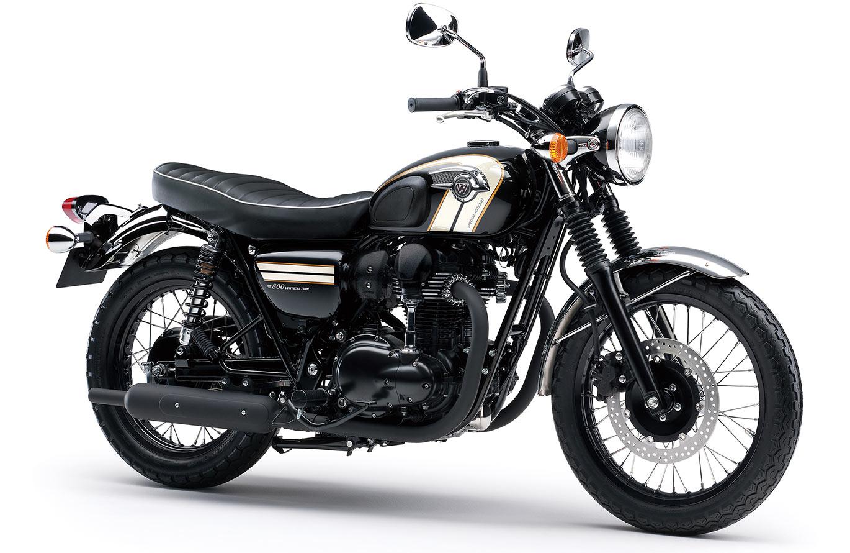 2018 W800 Special Edition Kawasaki Motors Australia