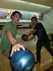 Michi und Andrey die Bowlinghelden - Jakarta