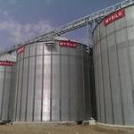 Grain Storage Silo - Mysilo