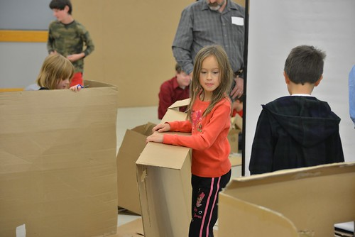 Cardboard Challenge!