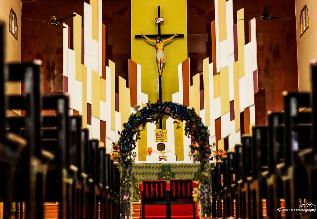 Church: Our Lady of Fatima Church, East Tambaram, Chennai | Flickr