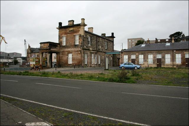 Burntisland Station
