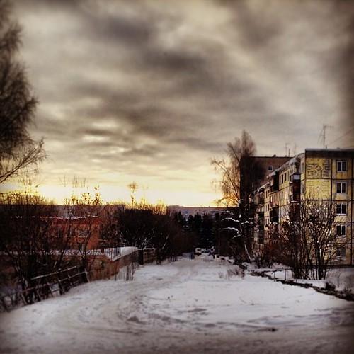 winter square squareformat ижевск iphoneography instagramapp