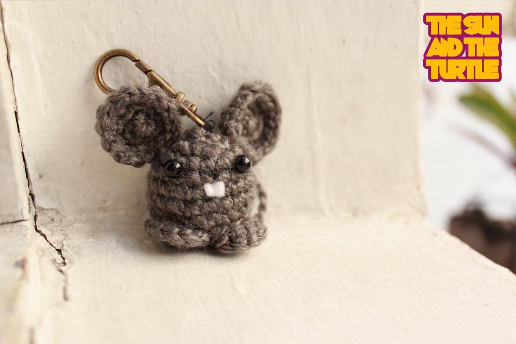 Crochet PATTERN 242 amigurumi turtle crochet turtle keychain. | Etsy | 683x1024