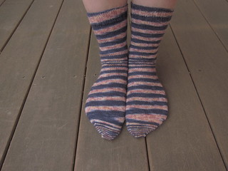 Simple Socks | by Everyday Fray
