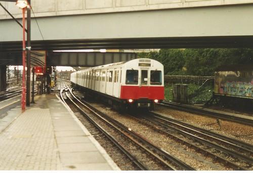 District Line D78 stock