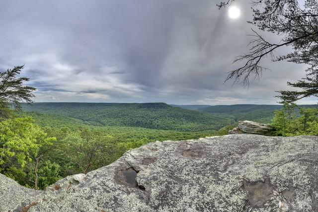 Welch Point, Bridgestone Firestone WMA, White County, Tennessee 3