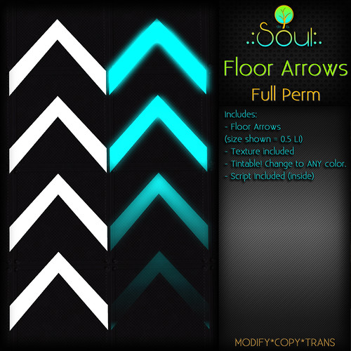 2014 Floor Arrows Full Perm | by .:Charlie:. of .:Soul:.