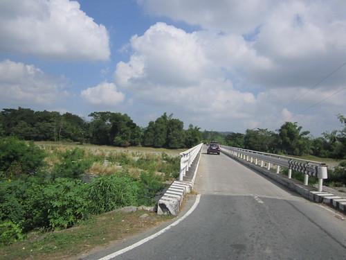 sanjose tarlac luzon bridge philippines asia world