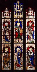 Saints Peter, John, James, Andrew, Philip, Bartholomew (Clayton & Bell, 1880)