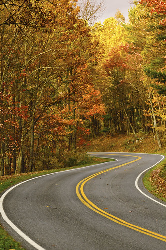 Follow the lure of Skyline Drive