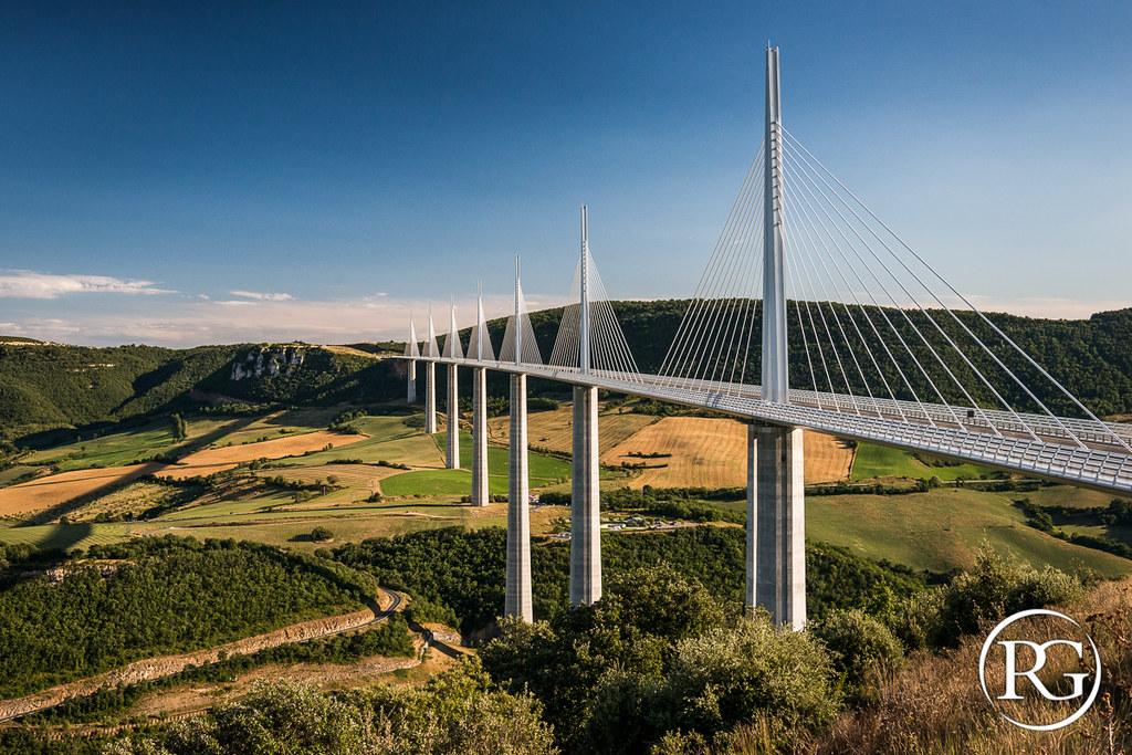 Plus Haut Pont Du Monde Et Merveille De L Aveyron Le Via