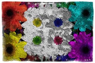 Y- Yuxtaposición de color