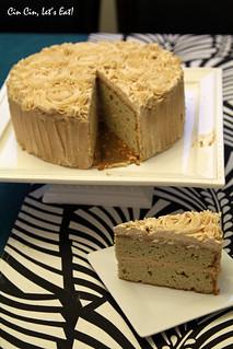 matcha chestnut cake_5 | by cincinletseat