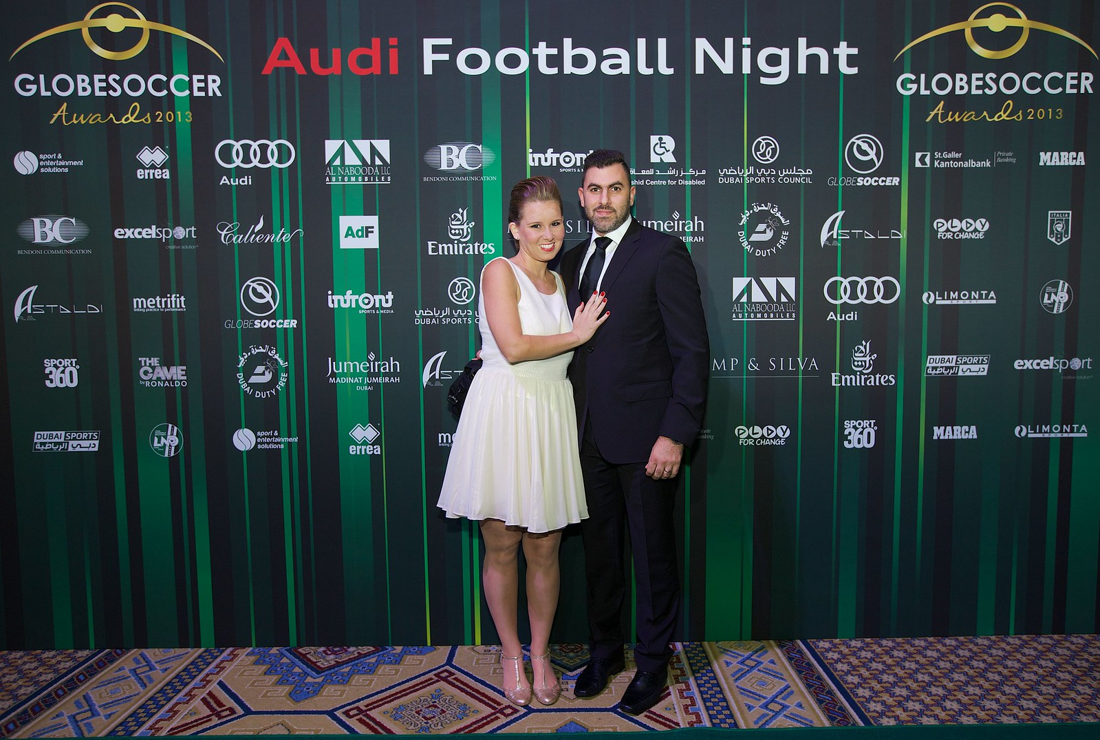 Globe Soccer Awards 073