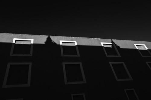 Iluminación de la Ciuadad de Puebla en el Barrio del Artista.