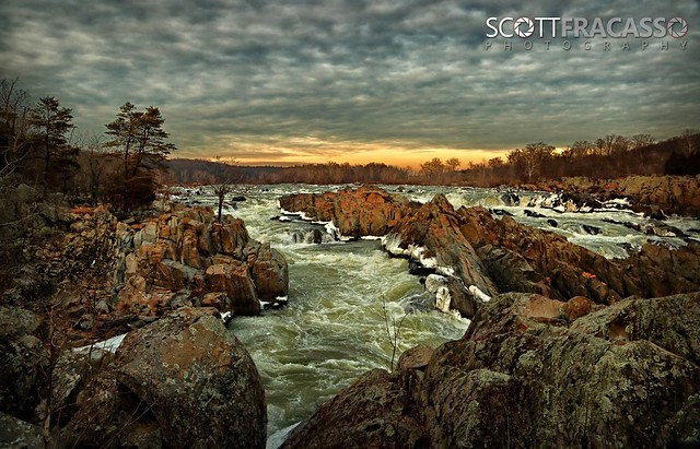 Winter, Great Falls Virginia
