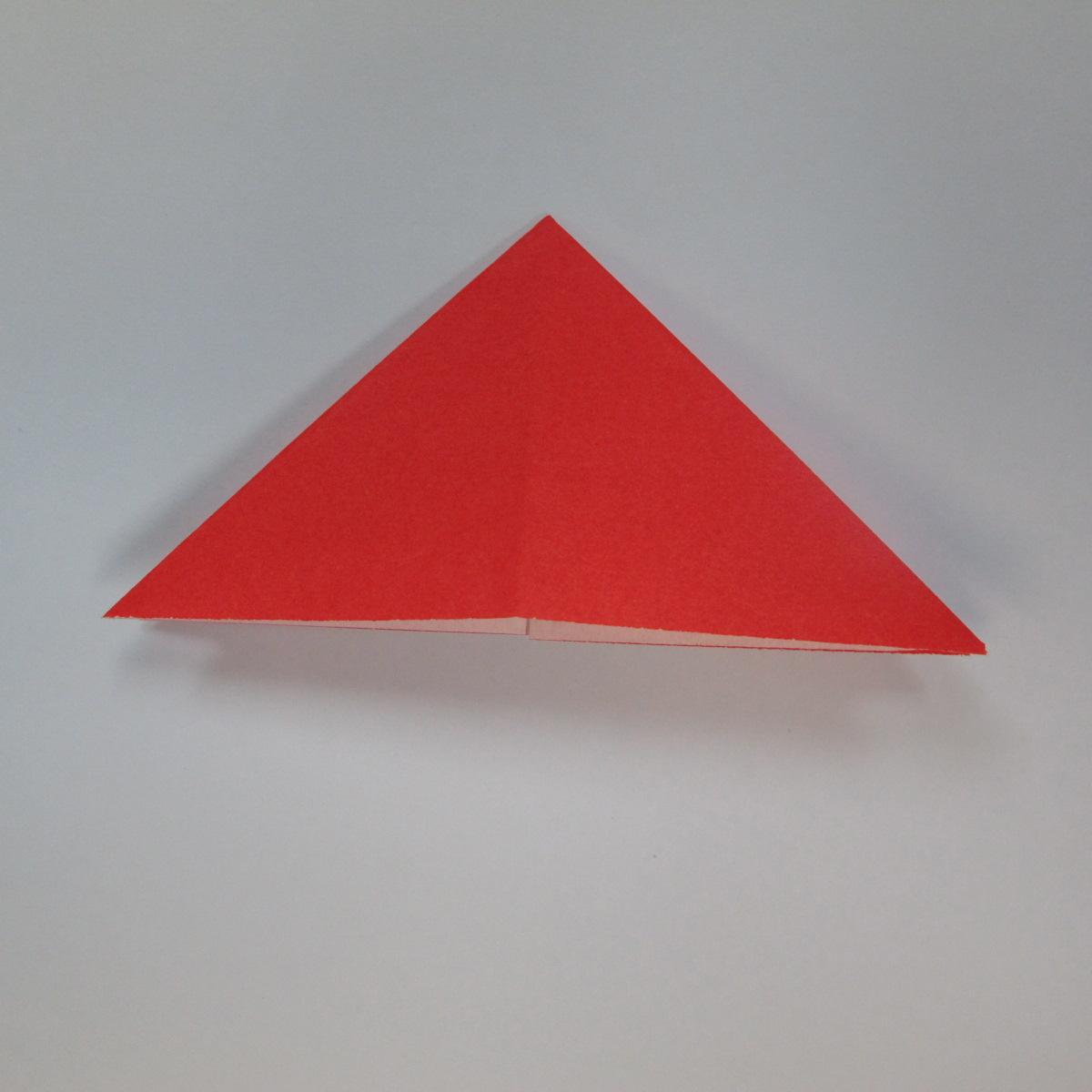 วิธีการพับกระดาษเป็นดาวหกแฉกแบบโมดูล่า 004