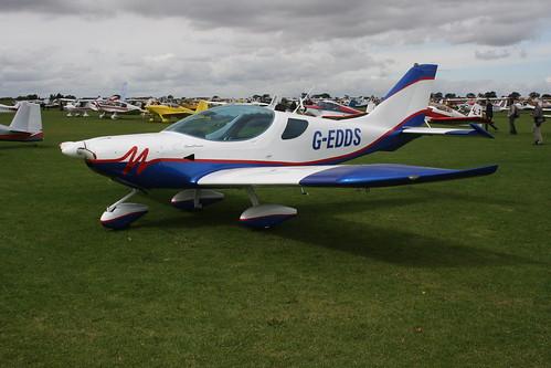 G-EDDS CZAW Sportcruiser [PFA 338-14660] Sywell
