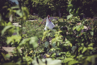 The Bride At The Red Butte Garden And Arboretum Yesterday Flickr
