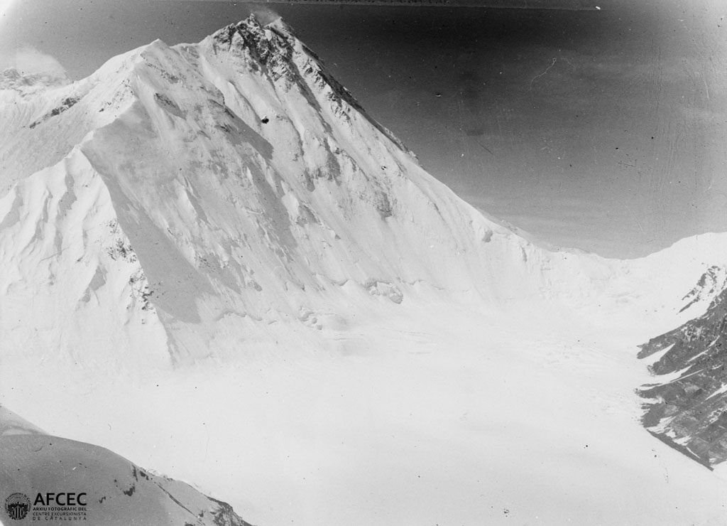 Expedició al Mont Everest,1921. Royal Geographical Society. (AFCEC_XXX_C_1623)