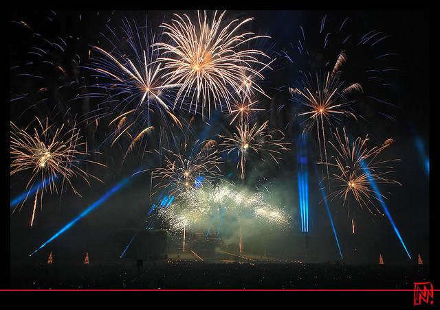 Le Grand Feu d'artifice de Saint-Cloud 2013 - 13/26