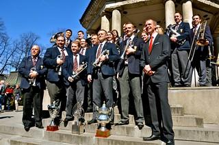 EM 2013 - The Cory Band - European Champions 2013
