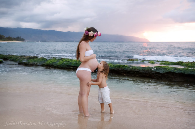 Kiss for my Baby Sister, Hawaii