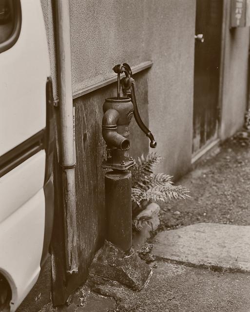 hakusan_09 Hand pump