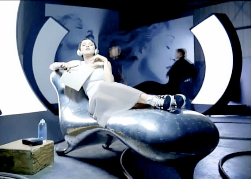Awe Inspiring Madonna From Rain Video Clip 1993 On Lockheed Lounge Andrewgaddart Wooden Chair Designs For Living Room Andrewgaddartcom