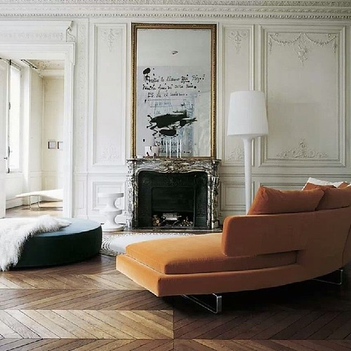 My inspiration 4 today: past and present, cult design,for glamorous interiors #bebitaliahome 2 Setting 05 #bebitalia #furnituredesign | by B&B Italia