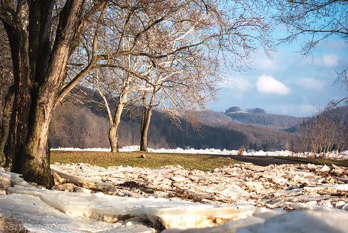 winter ice landscape spring unitedstates pennsylvania explorer pa riveradventure alleghenyriver greenplanet canoncamera eastbrady riverquest ventureoutdoors bradysbend canon60d garysprague explorepa rurelliving newkensingtoncameraclub