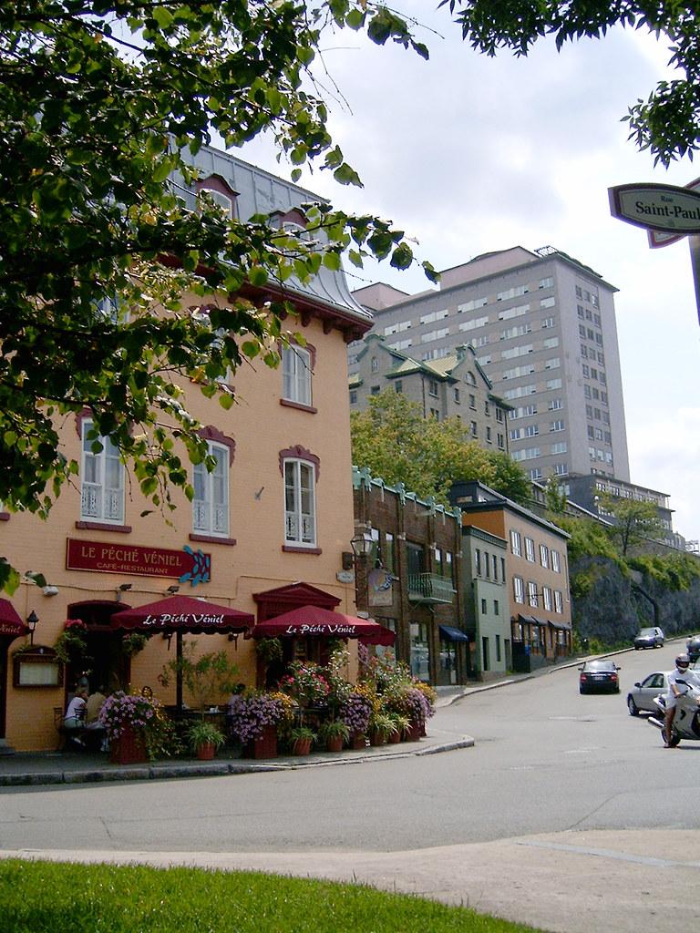 Trip to Quebec city in 2004 - Viaje a la ciudad de Quebec en 2004 - Voyage à la ville de Québec en 2004