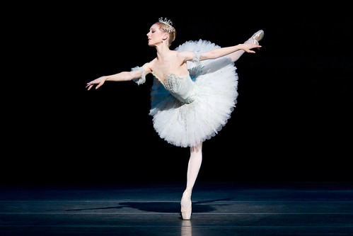 Sarah Lamb as Aurora in The Sleeping Beauty. The Royal Ballet, 2011. Photo ©ROH/Johan Persson, 2011 | by Royal Opera House Covent Garden