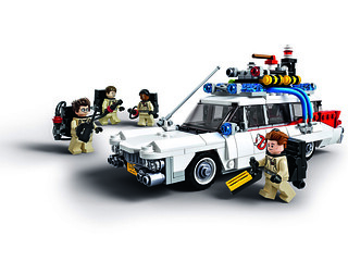 LEGO CUUSOO Ghostbusters Ecto-1 | by The Brothers Brick