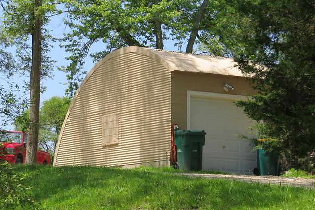 Quonset Garage