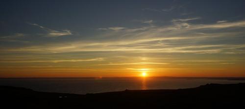 skomer island sunrise | by mike turtle