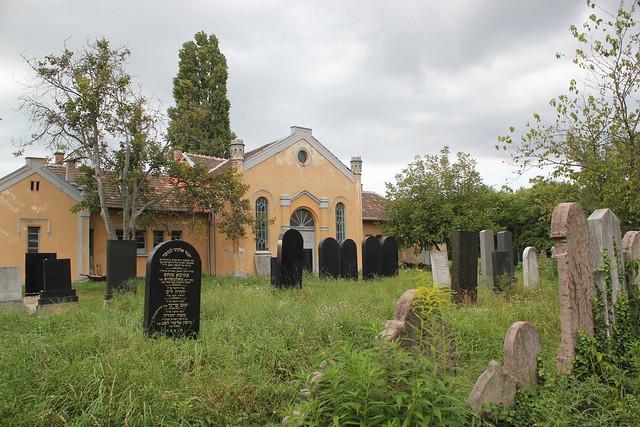 Orthodox Cemetery Kozma Street