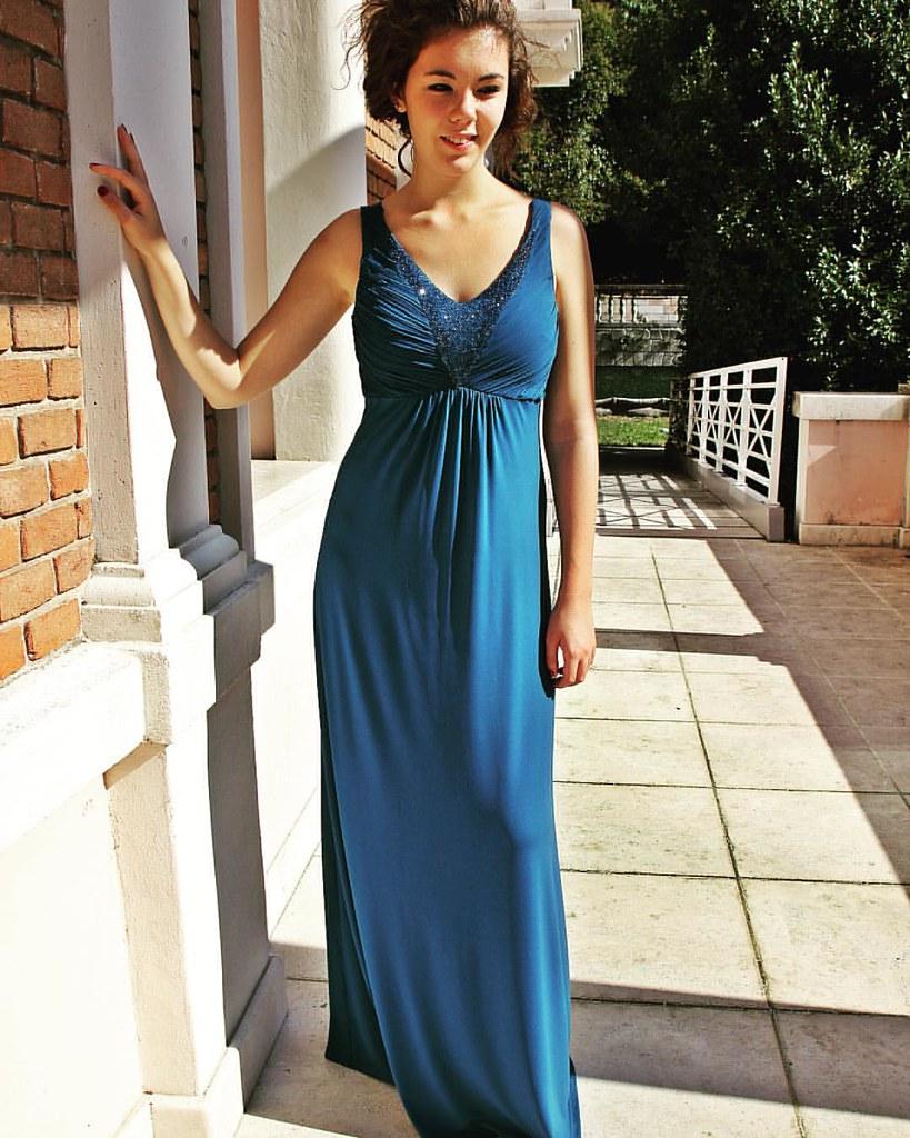 online retailer d9fe2 04185 Verde Ottanio o blu petrolio per le vostre cerimonie , eve ...