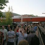 Fri, 21/06/2013 - 8:01pm - Wilco's music-art celebration in North Adams, MA, June 2013. Photo by Laura Fedele
